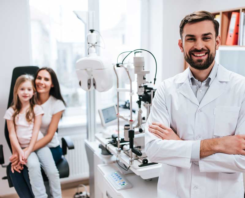 How an Ophthalmologist Increased His Clients and His Income